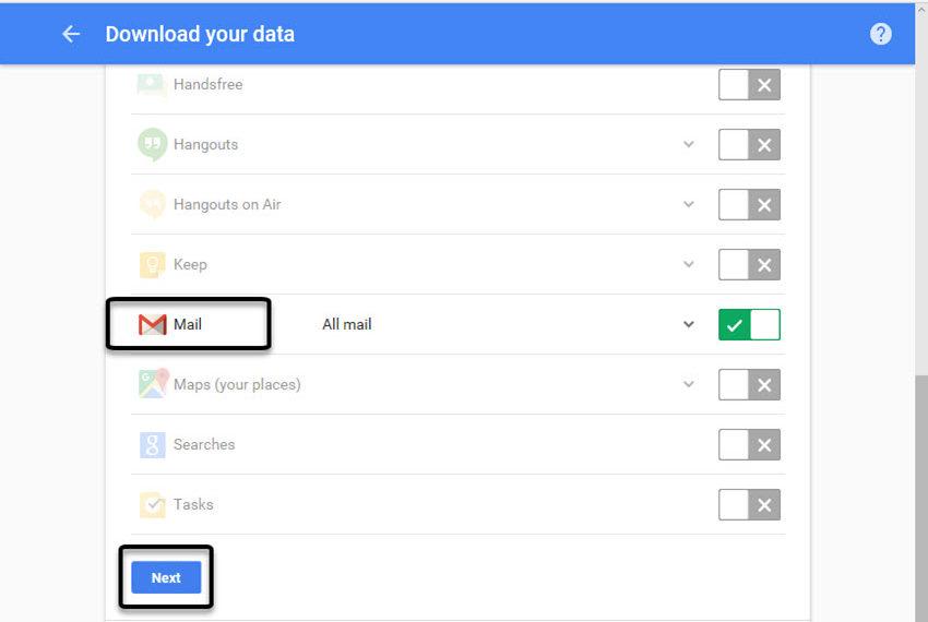 delete gmail account 2