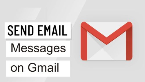 How to Send an Email on Gmail using Computers and Phone 2018