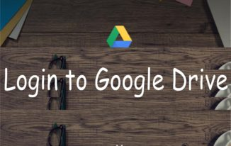 Google Drive Log in – How To Sign in to Google Drive